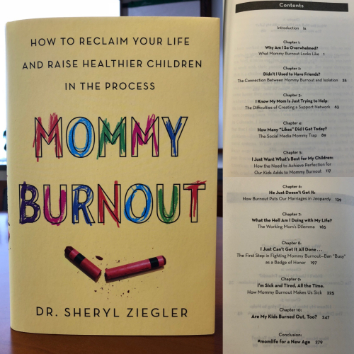 Mommy burnout book 4 in 2018 productivity equals happiness mommy burnout has 10 terrific and relevant chapters read through the books table of contents on the image above and i have a hunch a few of these publicscrutiny Image collections