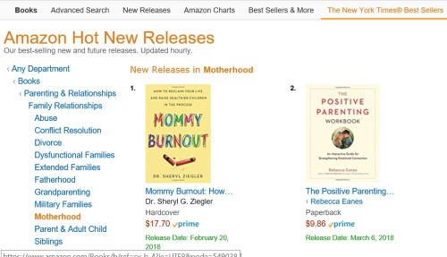 Mommy burnout book 4 in 2018 productivity equals happiness are there other parenting books that youve read that youve found helpful please share in the comments section below thanks publicscrutiny Image collections